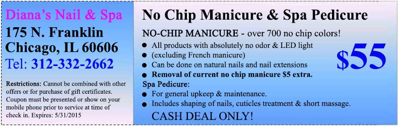 No Chip Manicure & Spa